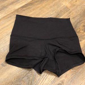 Lululemon Booty shorts